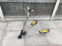 V-Triker V Triker Trike 3 Wheeled Scooter Toy