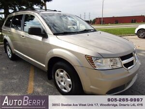 2009 Dodge Journey SE **CERTIFIED ** ACCIDENT FREE ** $6,499