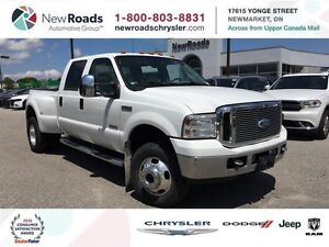 2007 Ford F-350 LARIAT|SUPER CAB|DIESEL|LEATHER|ROOF|ACCIDENT FR