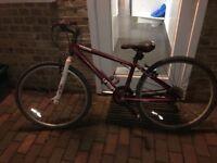 Girls bike 24 inch wheels spares repairs bargain