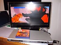 DVD Player Bush dvd2054divx with DIVX