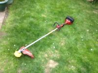 Jonsered petrol strimmer. For spares or repair.