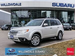 2013 Subaru Forester 2.5X Limited PKG Navigation, No Accidents,