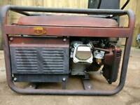 2.2kW generator - electrical fault - SOLD