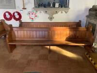 St Mary & St Margaret Church Pews - Free Delivery