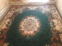Extra Large Modern Persian Rug Size 310cm x 230cm. Quality Well Made Rug VGC (Can Deliver)
