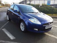 2008 FIAT BRAVO DYNAMIC T JET 150T GREAT SPORTY CAR IN GOOD CONDITION PART EXCHANGE WELCOME