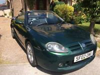 2002 MG TF 1.8 **MUST GO**