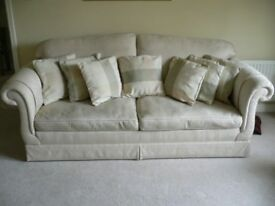 Traditional 4 seater Sofa