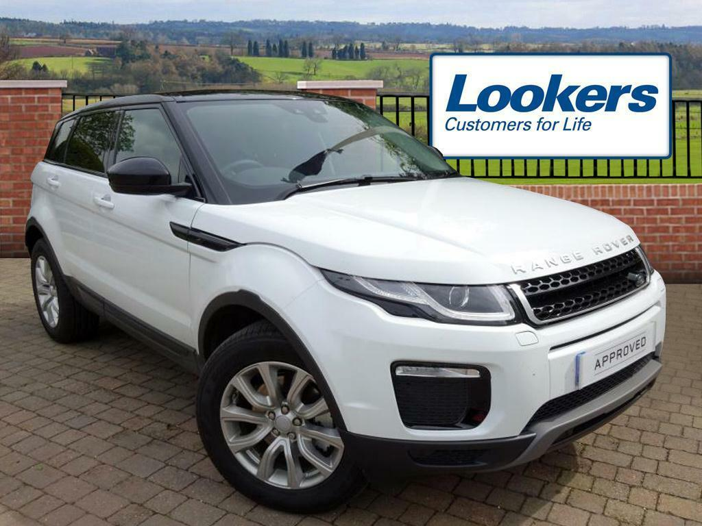 land rover range rover evoque td4 se tech white 2016 04 29 in chelmsford essex gumtree. Black Bedroom Furniture Sets. Home Design Ideas