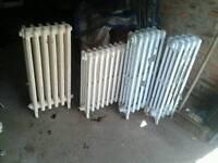 Traditional 4 column radiators