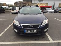 2009 FORD MONDEO ESTATE 2.0L DIESEL IN EXCELLENT CONDITION DRIVES FANTASTIC