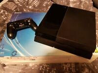 Sony PS4 Console 500gb