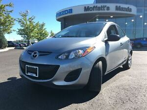 2014 Mazda MAZDA2 GX w/ AIR, POWER WINDOWS/MIRRORS/LOCKS