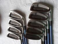 Ladies MIZUNO. Sterling. 9 Irons. 3 to Mid / Wedge