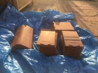 Selection of NEW roof tiles