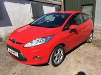 Ford Fiesta Zetec 1.25ltr Climate LOOK