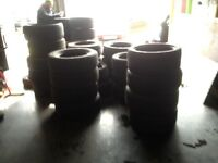 100+ Part worn tyres! *Cheap*