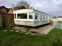 35ft x 13ft static caravan for sale