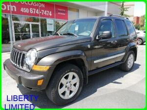 2005 Jeep LIBERTY LIMITED * 4WD TRAIL EDITION *