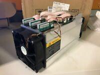 Antminer S9 13.5TH - WITH 1600W APW3++ PSU - Jan Batch