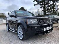 Range Rover Sport HST 4.2 V8 Super Charged **STUNNING**