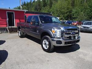 2011 FORD F-350 SD XLT CREW CAB 4WD Prince George British Columbia image 3