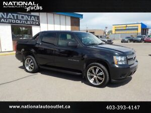 2010 Chevrolet Avalanche LT Leather Heated Seats Blue Tooth