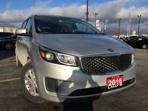 2016 Kia Sedona LX+, Power Doors, Power Front Seats, Rear Camera