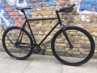 WINTER SALE £150 - BRAND NEW FIXED GEAR BIKE / FIXIE ROAD / BIKE SINGLE SPEED BIKE