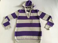 Brand New Ralph Lauren Polo Kids Girls XL 12-13Yr OVER 50%OFF Fleece Pullover Hoodie £30 100sales