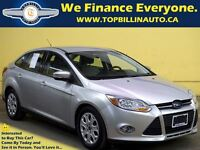 2012 Ford Focus SE, Automatic, Full Service Record, 67K