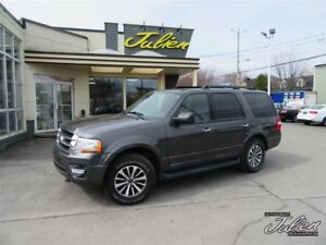 2017 Ford Expedition XLT CUIR TOIT CAMÉRA 8 PASSAGERS