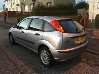 Ford Focus 1.6 low miles