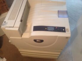 Xerox 7760 GX A3+ Colour Laser Printer Only 123168 Clicks! Great Condition!