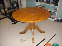 Table and 6 chairs  ( Reduced )
