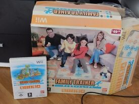 Wii Game Family Trainer