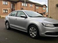 VW JETTA 2012 1.6 diesel Automatic DSG -£30 r tax -not passat golf