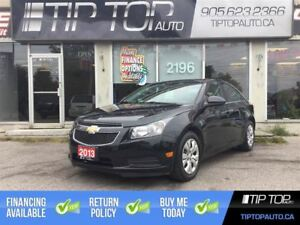2013 Chevrolet Cruze LT Turbo ** Bluetooth, Backup Cam, Remote S