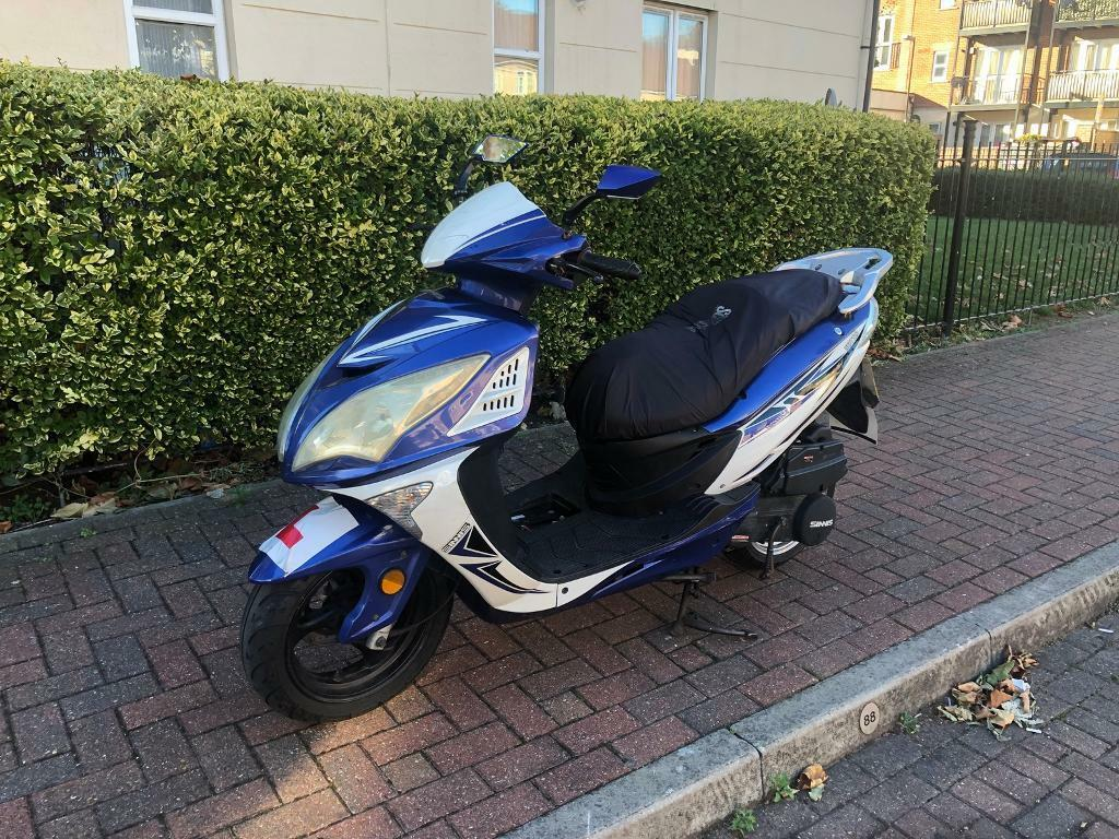 Brand new 2015 125cc moped scooter vespa honda piaggio yamaha gilera peugeot