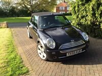 Mini One Convertible, 56 Plate, Pepper Pack
