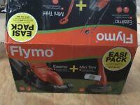 FLYMO EASiMO LAWNMOWER plus MINI TRIM BOTH BRAND NEW