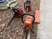 Spares or repairs 3 chainsaws one is a still ms260