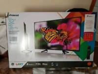 "32""HD LED TV POLAROID"