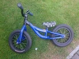 Hot rock specialized balance bike
