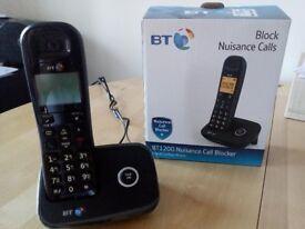 Brand new BT digital cordless phone BT1200