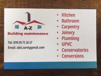 A - Z Building Maintenance Ltd