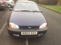 Ford Fiesta 1.2 freestyle 3 door.