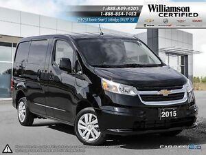 2015 Chevrolet City Express LT**BLUETOOTH**KEYLESS ENTRY**AIR CO