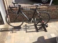 Road bike + Turbo Trainer
